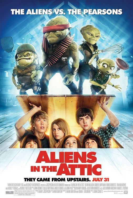 aliens in the attic movie free download